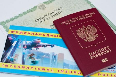 Анкета на визу испания